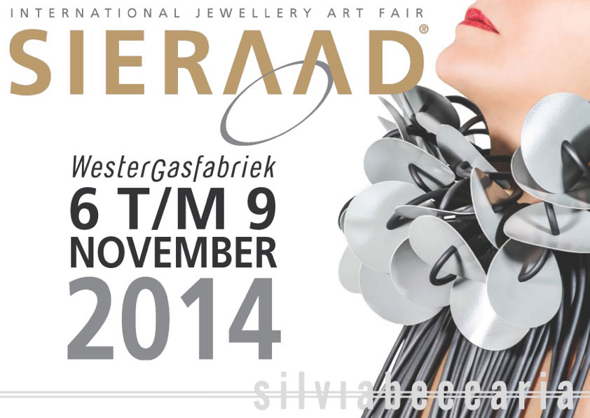 Sieraad 2014 - International Jewellery Art Fair Amsterdaam
