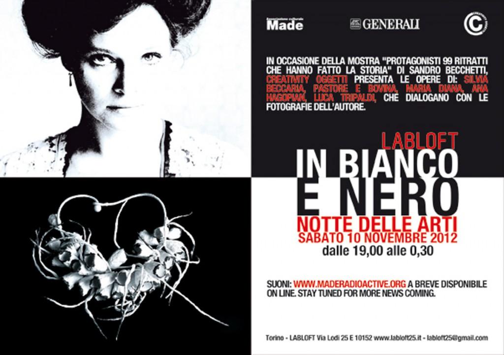 In bianco e nero - 2012