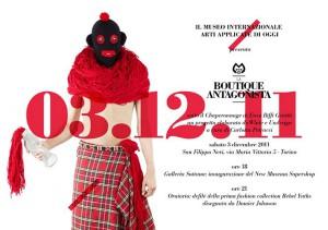 Miaao - La boutique antagonista - 2011