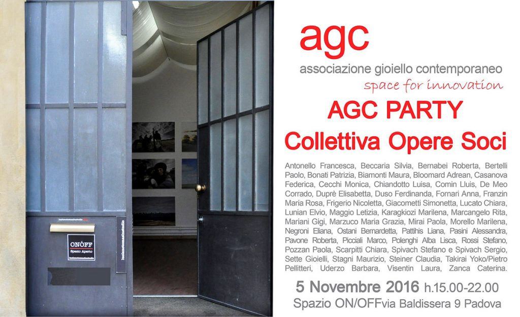 AGC Party - 2016