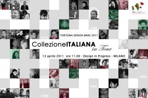 COLLEZIONE ITALIANA - Fuori salone Tortona - 2011