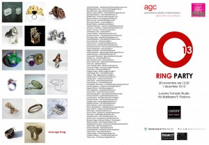 Ring party Padova - 2013