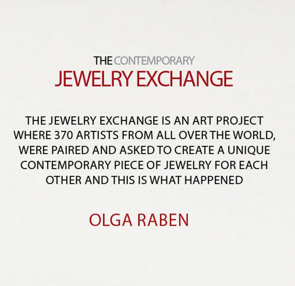 Jewerly exchange - 2014
