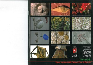 Unire i fili, Trame d'Autore, Collezione civica Fiber Art - 2011