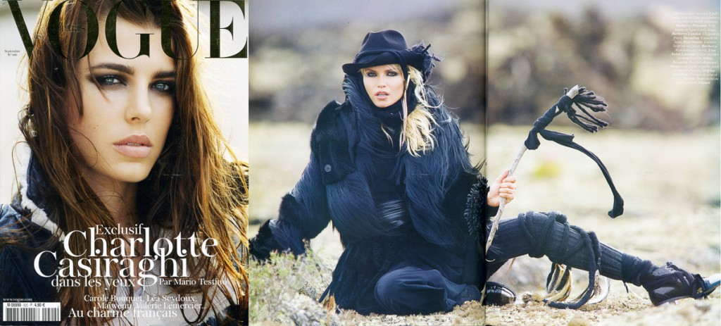 Vogue Paris - 2011