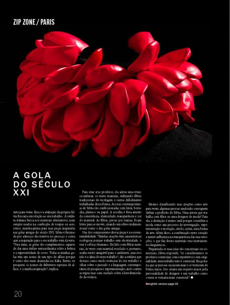 Revista Catarina - 2011