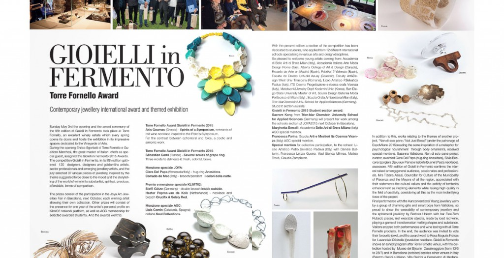 VJ Jewellery - 2015