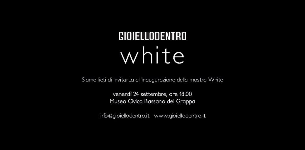 White, gioielli e sculture contemporanee - 2010
