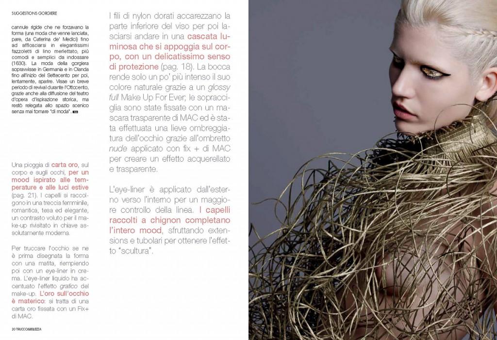 Trucco e bellezza - 2011