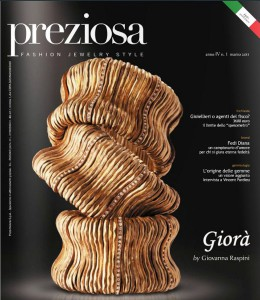 Preziosa fashion jewellery style - 2011