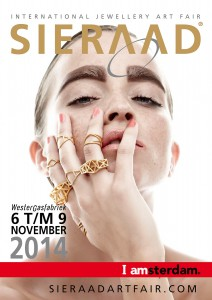 Sieraad, International jewellery art fair, Amsterdam - 2014