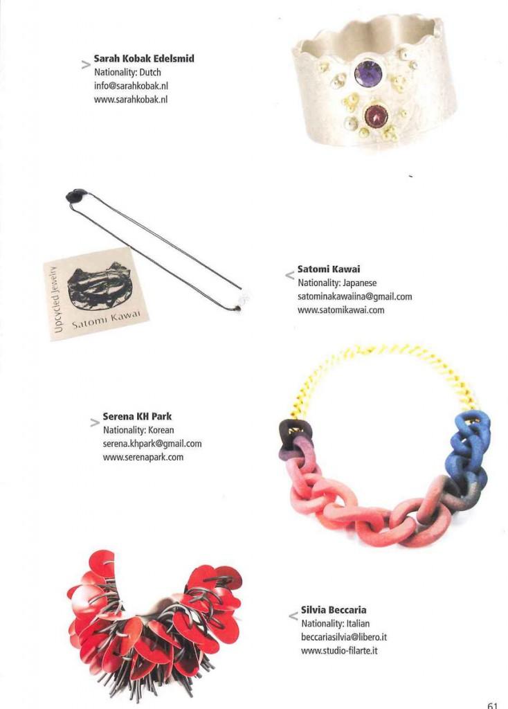 Sieraad, International jewellery art fair, Amsterdam - 2014