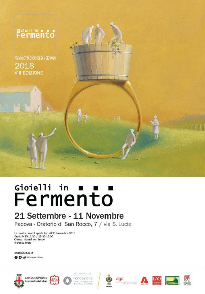 Gioielli in Fermento 2018